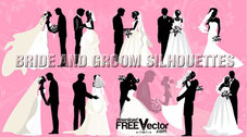 Marriage Silhouettes