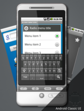 Android GUI Set