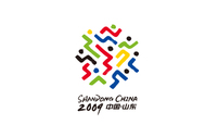 Eleventh National Games of China LOGO / emblem of the
