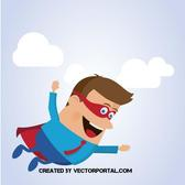 ENTREPRENEUR SUPERMAN VECTOR.ai