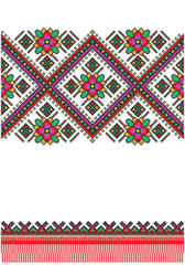 consecutive knitting patterns vector background004