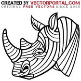 RHINO VECTOR GRAPHIC.eps