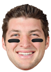 Tim Tebow PSD