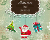 Christmas Ivitations Designs