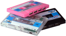 Cassette Tapes PSD