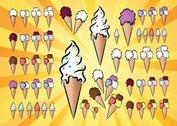 Ice Cream Vectors