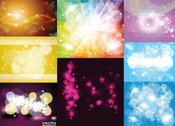 8 Colorful Bokeh