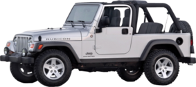 Jeep - Unlimited PSD