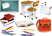 Students School Supplies