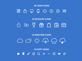 177 Design icons by AI + PSD EXCLUSIVE