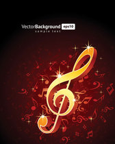 Music Notes Theme