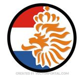 NETHERLANDS SOCCER TEAM VECTOR GRAPHICS.eps