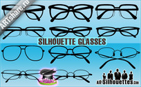 13 Silhouette Glasses