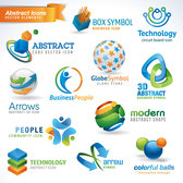 Abstract element icon