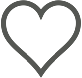 Heart Icon (Deselected)