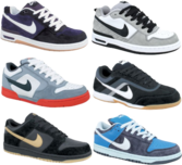 Nike Shoes By BRii PSD