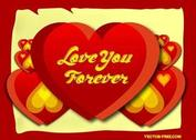 Love Forever Hearts