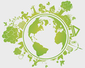 Stock Illustrations GreenEarth