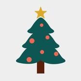 SIMPLE CHRISTMAS TREE GRAPHICS.ai