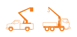 Lift and Crane Trucks