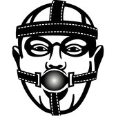 FACE RESTRAINT MASK VECTOR.eps