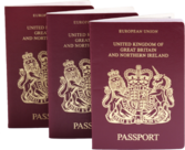 European Union United Kingdom Passports PSD