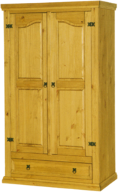 Wooden wardrobe PSD