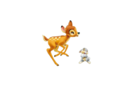 Bambi and Thumper PSD