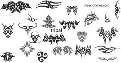 Tribal Clipart Images