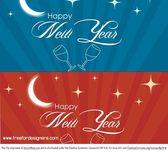 Happy New Year 2013 Celebration