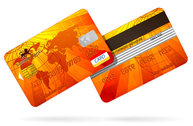 Bank Card Fine Material 03- Vector Material Beautiful Bank Cards Cards