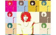 Pop Art Jim Morrison The Doors Poster Jim Morrison The