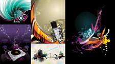 5, The Trend Of Music Illustration